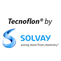 revestimento Solvay Tecnoflon