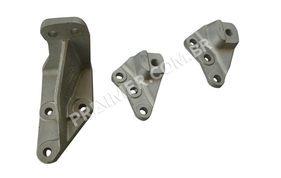 cataforesis silver para soporte de automoción