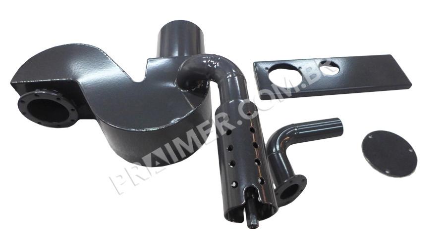 anti-corrosion level valve with ectfe