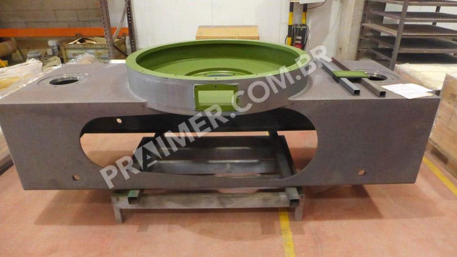 liquid teflon paint mixing machine
